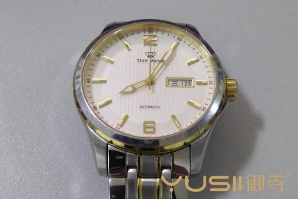 天王表属于什么档次?天津御寺手表回收公司