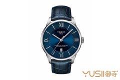 天梭杜鲁尔系列自动上链手表,这款手表