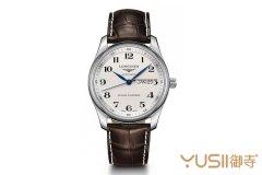 赏析浪琴名匠系列年历手表,在天津手表回收店能买到浪琴手表吗?