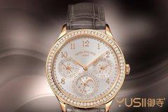 天津手表回收邀您欣赏百达翡丽LADIES  FIRST万年历手表
