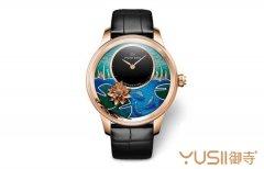星空和繁华,雅克罗德腕表在手表回收店什么价格?