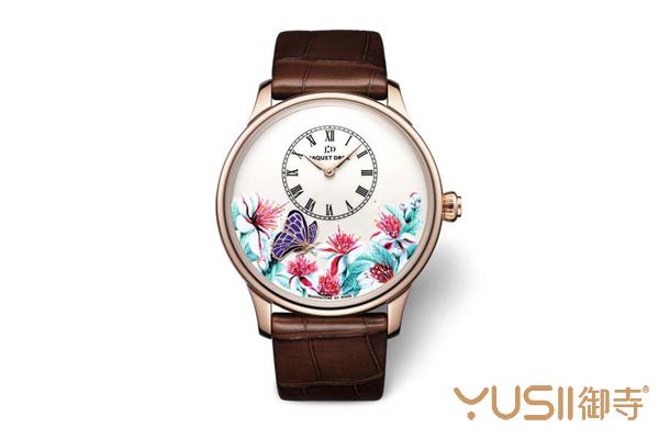 在手表回收店能买到二手雅克德罗手表吗?