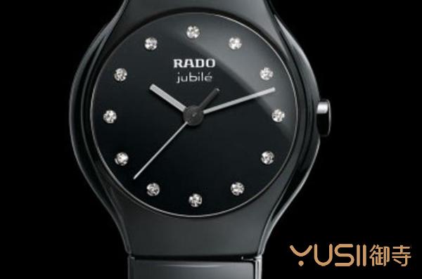 雷达氮化矽陶瓷限量腕表,在手表回收店打几折?御寺
