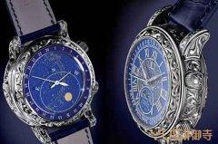 天津百达翡丽手表回收行情怎样?手表回收价格多少?