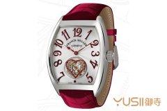 蒋欣戴的哪款法兰克穆勒腕表,有没有回收价值呢