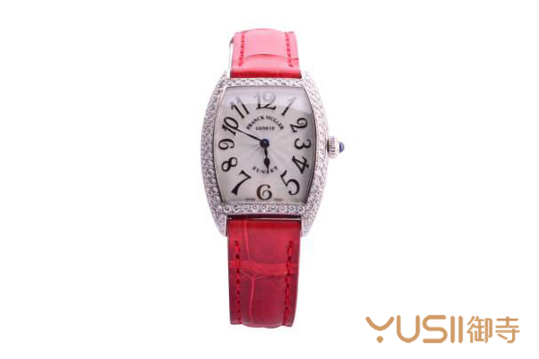 蒋欣戴的哪款法兰克穆勒腕表,有没有回收价值呢,御寺