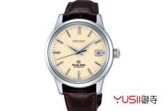 精工GS属于什么档次,高价格手表为什么不能够回收