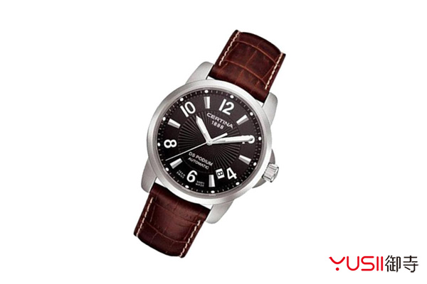 certina雪铁纳手表什么档次?雪铁纳手表可以回收吗?御寺