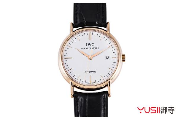哪里回收万国手表?北京手表回收一般几折?御寺,万国柏涛菲诺系列IW356302