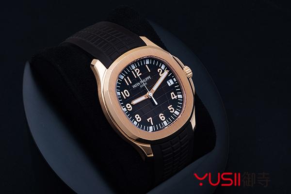 百达翡丽手表AQUANAUT系列5167R-001机械表,御寺