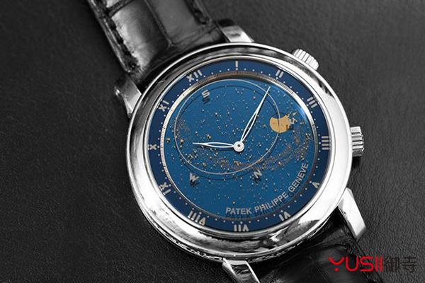 哪里回收二手手表?石家庄手表回收一般几折?御寺,百达翡丽复杂功能 5102G