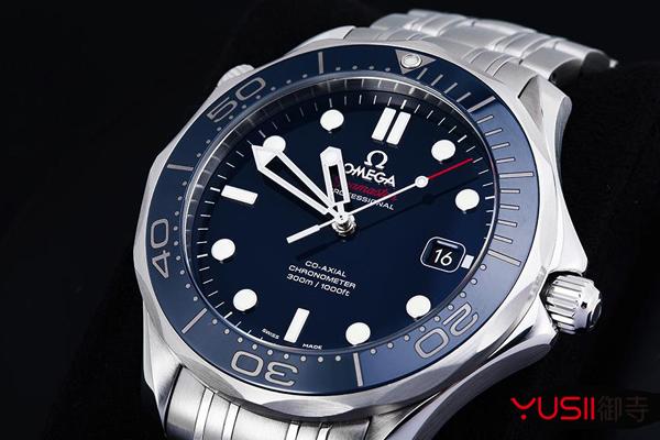 名表回收需要注意什么?天津二手手表回收几折?御寺,欧米茄海马系列212.30.41.20.03.001