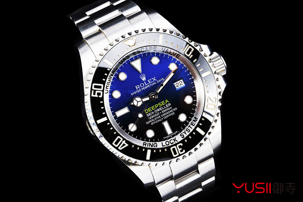 二手手表回收价格怎么算的?北京哪里回收二手手表?御寺,劳力士海使型系列116660-98210