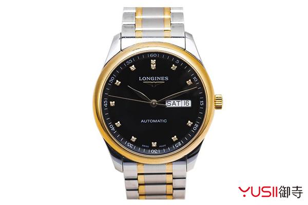 哪里回收浪琴手表?天津二手手表回收行情如何?御寺,浪琴制表传统L2.755.5.57.7