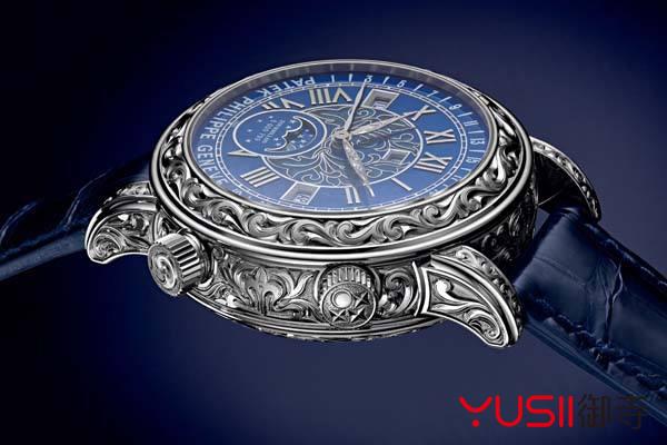 百达翡丽腕表在手表回收店打几折,北京哪里有回收手表的?御寺