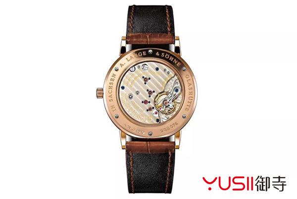 10多万的朗格手表回收什么价格?御寺