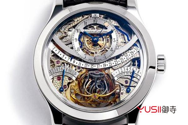积家陀飞轮手表回收大概是原价的几折?御寺