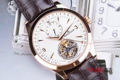 积家双翼陀飞轮腕表,手表回收店什么价格?