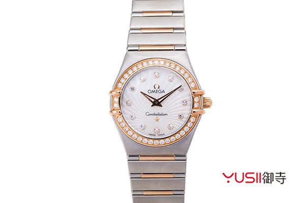 欧米茄星座系列131.25.25.60.55.002腕表回收什么价格?御寺