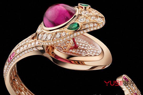 宝格丽灵蛇腕表在天津手表回收店什么价格?