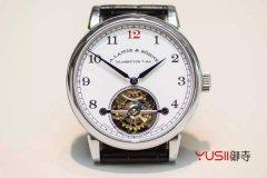 朗格陀飞轮腕表,在石家庄手表回收店什么价格