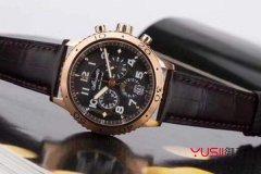 宝玑玫瑰金计时腕表,宝玑腕表在手表回收店什