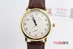 朗格手表在二手奢侈品回收店什么价格?