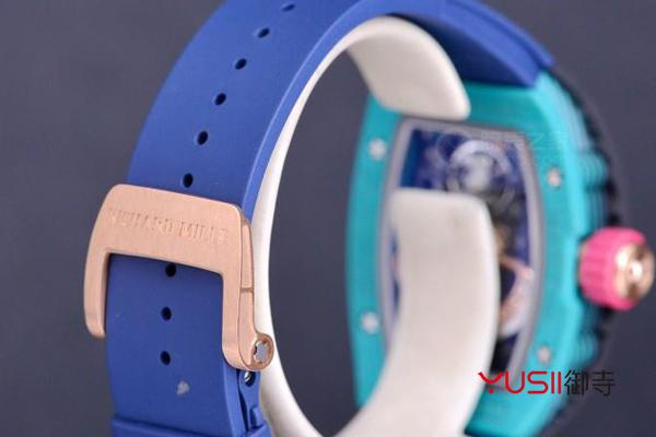 理查德米勒腕表在二手奢侈品回收店多少钱?