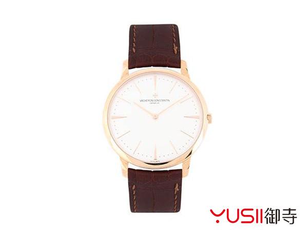北京有江诗丹顿手表回收公司吗?回收价格怎么样?