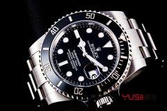 天津和平区哪里回收劳力士潜航者系列114060?一般手表回收价格是几折