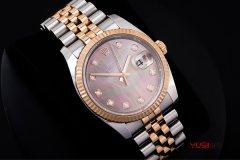 嘉兴二手手表高价回收吗?劳力士日志型179313手表怎么回收的