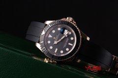 绍兴哪里回收劳力士手表?游艇名仕型系列m268655手表好回收吗