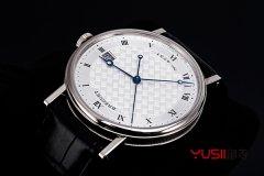上海哪里可以高价回收宝玑XXII手表?3880玫瑰金计时手表怎么回收