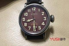 上海二手真力时飞行员系列手表回收怎么样?听说价格非常高