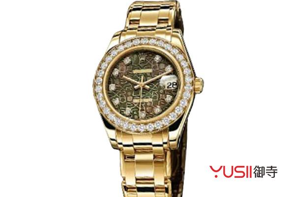劳力士珍珠淑女型81158手表回收