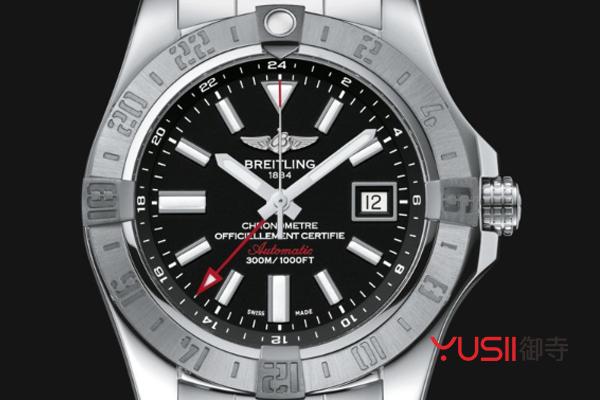 百年灵复仇者A3239011手表回收