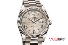 北京哪里回收劳力士228239手表?价格一般几折
