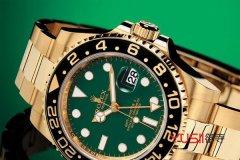 劳力士格林尼治型II色彩搭配解析?你眼中不一样的手表