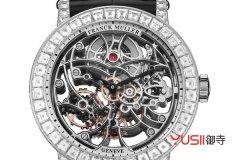 不戴的二手法穆兰手表应该怎么处理?回收价格是多少折