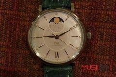 北京万国IW459011手表回收价格怎么样?手表进水怎么解决