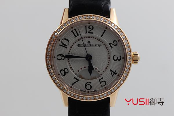 深圳哪里可以回收积家约会系列Q3442520手表?